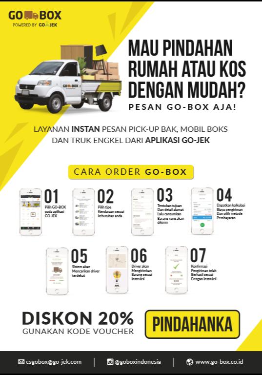 pindahan dengan GoBox Makassar