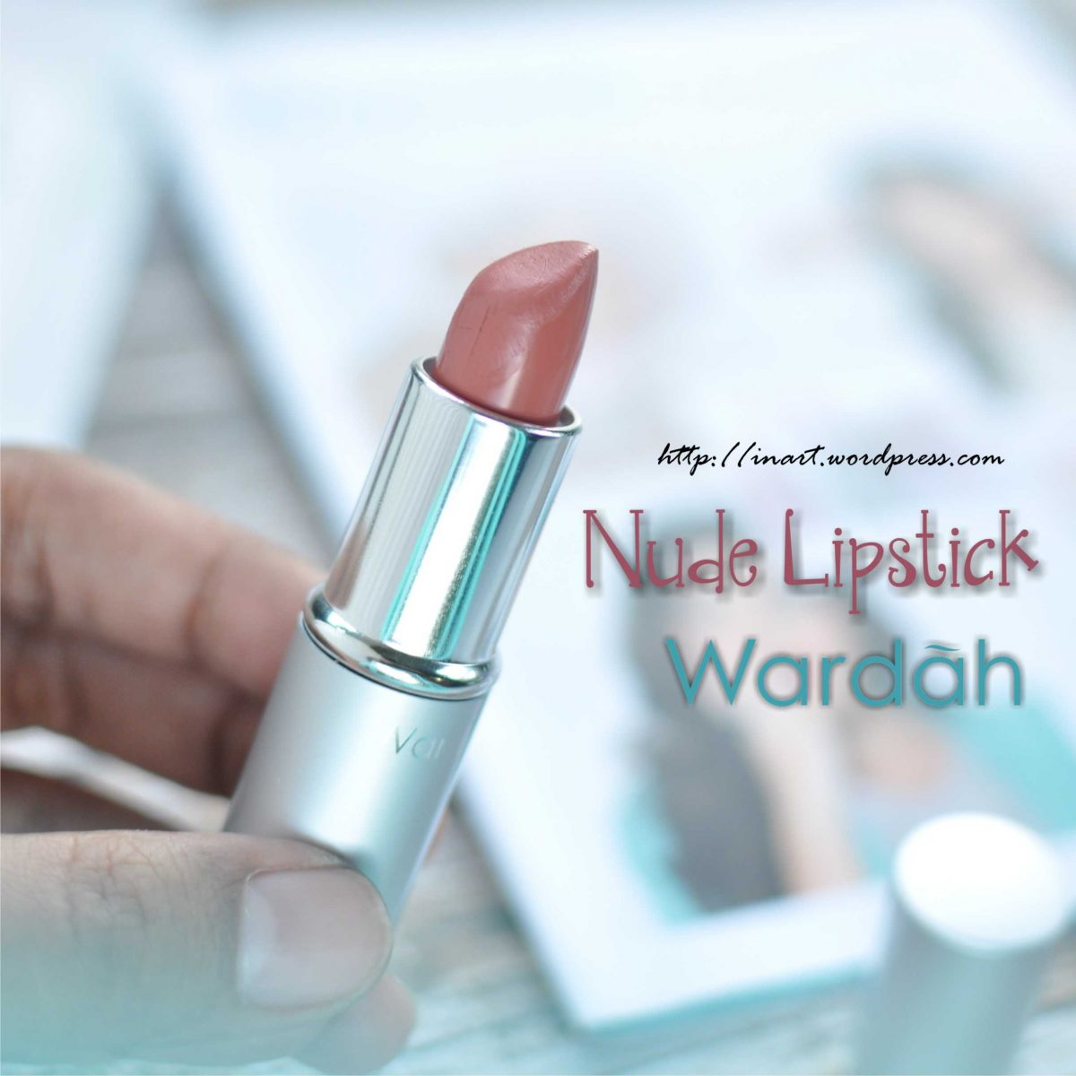 Inart's Story - Lipstik Nude Wardah untuk Bibir Ombre